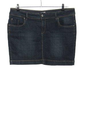 NKD Gonna di jeans blu stile casual