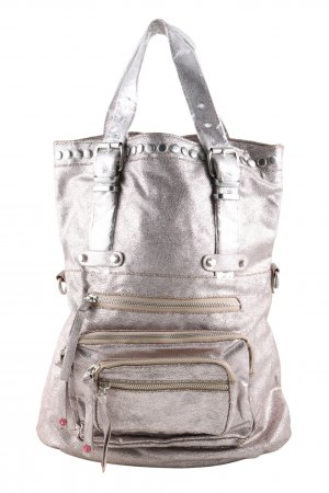 NKD Shopper silberfarben Casual-Look