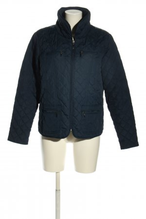 NKD Quilted Jacket blue quilting pattern casual look