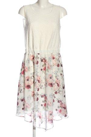 NKD Blusenkleid Blumenmuster Casual-Look