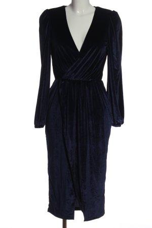 NLY Eve Midikleid blau Elegant