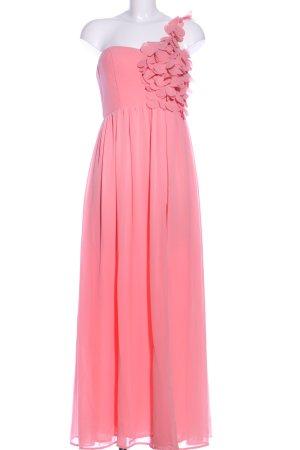 NLY Eve One Shoulder Dress pink elegant