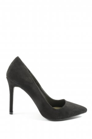 NLY SHOES High Heels schwarz Business-Look