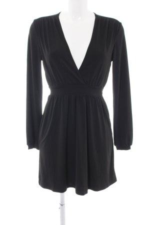 NLY Trend A-Linien Kleid schwarz Elegant