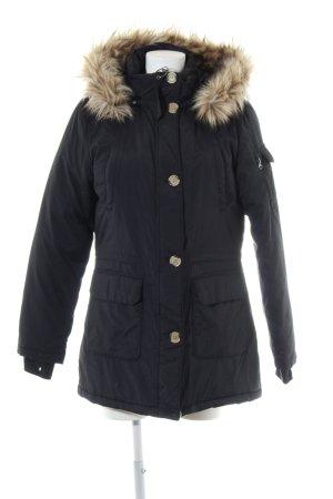 NLY Trend Winterjacke schwarz Casual-Look