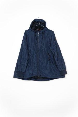No.1 Como Jacke CESANA Cape oversize Neu mit Etikett Gr.34/XS blau