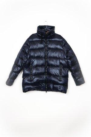 No.1 Como Winterjacke Daunen LECCE Neu Jacke gesteppt Gr. XL/ 42 dunkelblau