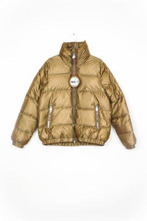 No.1 Como Winterjacke Daunen PADOVA Neu Jacke Gr. XL/ 42 beige
