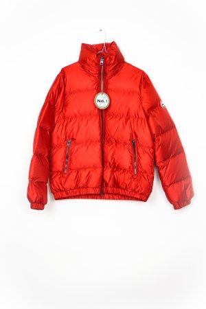No.1 Como Winterjacke Daunen PADOVA Neu Jacke Gr. XL/ 42 rot