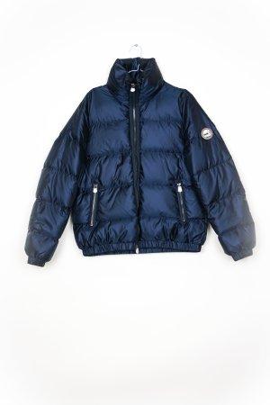 No.1 Como Winterjacke Daunen PADOVA Neu Jacke Gr. XL/ Jacke dunkelblau