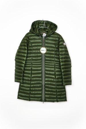 No. 1 Como Abrigo de plumón verde bosque
