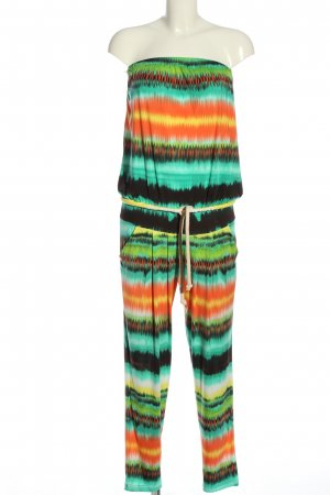 No Doubt Jumpsuit Allover-Druck Casual-Look