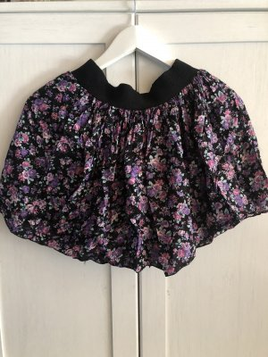 No Name Minirock Floral Sommer S/M