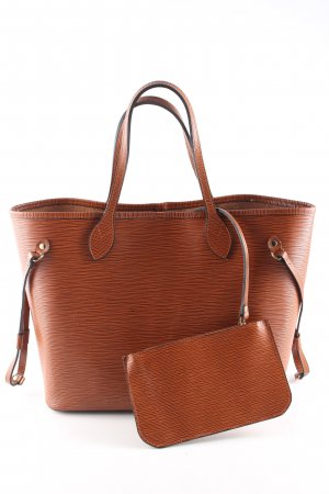 no name Shopper braun Business-Look