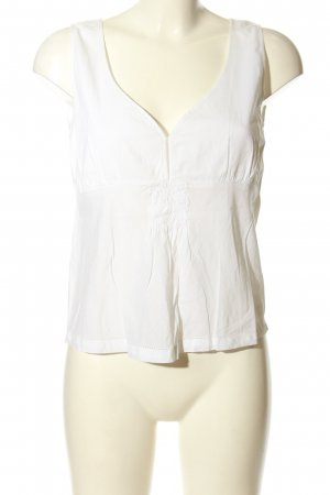 Noa Noa Blouse topje wit casual uitstraling