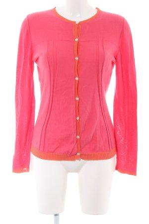 Noa Noa Cardigan pink-hellorange Casual-Look