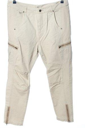 Noa Noa Cargo Pants natural white casual look