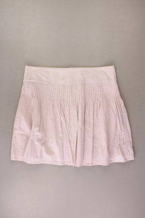 Noa Noa Faltenrock Größe M rosa aus Baumwolle