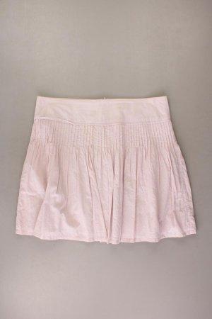 Noa Noa Gonna a pieghe rosa antico-rosa pallido-rosa chiaro-rosa Cotone