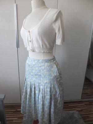 Noa Noa Plaid Skirt multicolored cotton