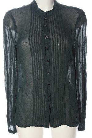 Noa Noa Camicia blusa grigio chiaro stile casual