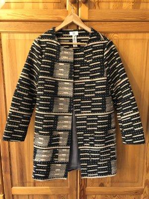 Noa Noa Short Coat multicolored cotton