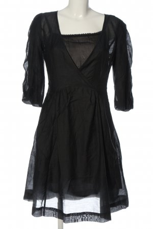 Noa Noa Petticoat Dress black casual look