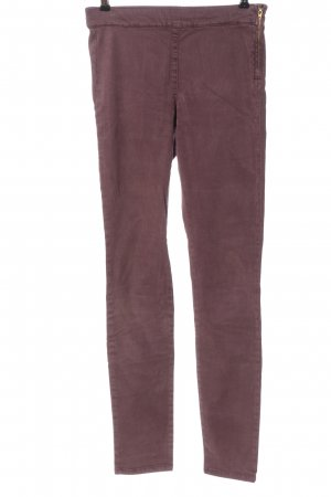 Noa Noa Drainpipe Trousers pink casual look