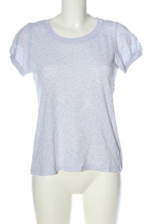 Noa Noa T-shirt lilla puntinato stile casual