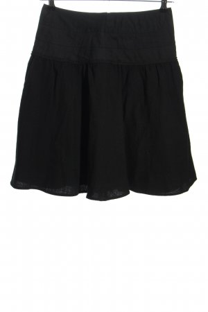 Noa Noa Circle Skirt black business style