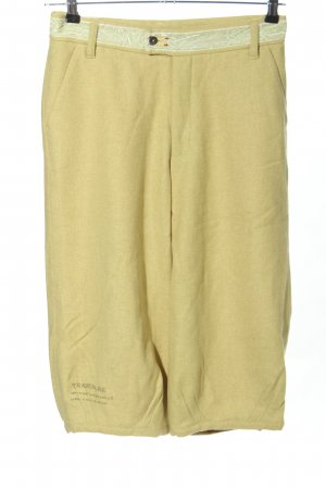Noa Noa Traditional Trousers primrose-natural white elegant