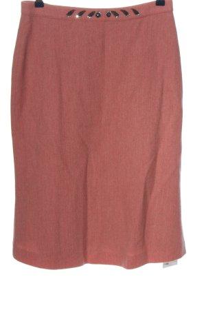 Noa Noa Wollrock pink Casual-Look