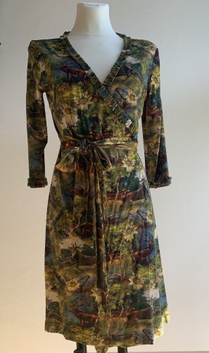 Nockstein Trachten Robe portefeuille multicolore