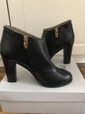 NOE Nabla, High Heel Stiefelette, schwarz, Gr. 39