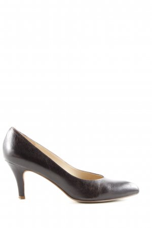 Noe Spitz-Pumps schwarz Business-Look