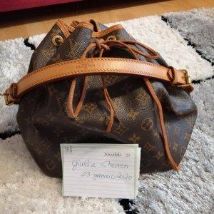 Louis Vuitton Shoulder Bag bronze-colored