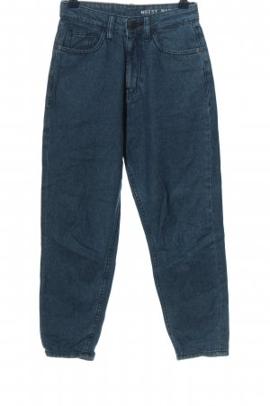 Noisy May 7/8-jeans blauw casual uitstraling