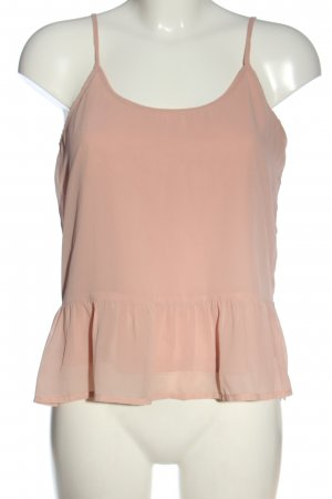 Noisy May Blouse topje nude casual uitstraling