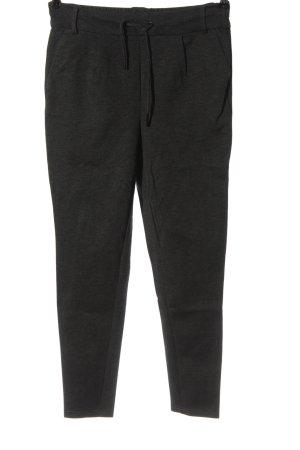 Noisy May Baggy Pants light grey flecked casual look