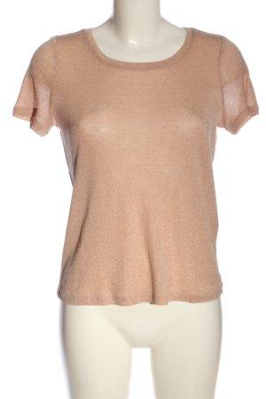 Noisy May Basic-Shirt nude Casual-Look