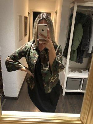 Noisy May Military Jacket multicolored