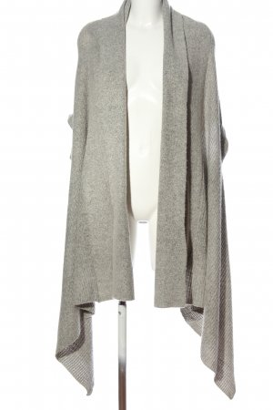Noisy May Cardigan hellgrau meliert Casual-Look