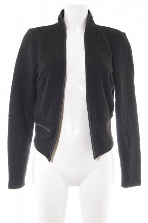 Noisy May Cardigan schwarz Casual-Look