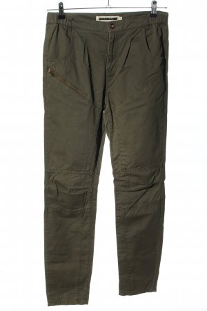 Noisy May High-Waist Hose khaki Casual-Look