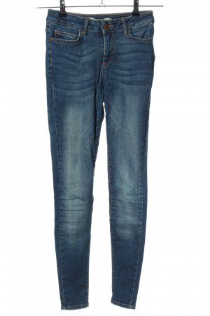 Noisy May High Waist Jeans blau Casual-Look