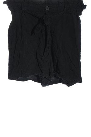 Noisy May High-Waist-Shorts black casual look