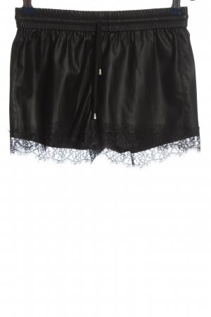 Noisy May Hot Pants schwarz Casual-Look