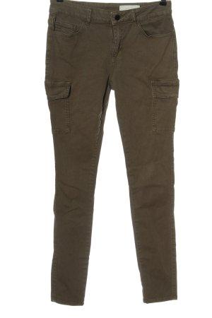 Noisy May Jeans vita bassa cachi stile casual