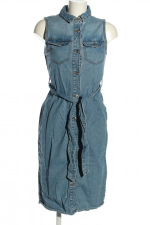 Noisy May Jeanskleid blau Casual-Look