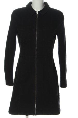 Noisy May Denim Dress black casual look